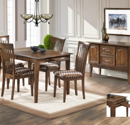 Table Masson à rangement intégré (083728)