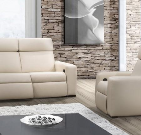 Sofa condo Amarone de Bugatti (089716)