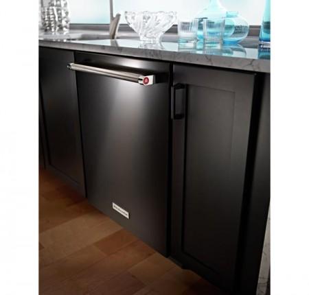 Lave-vaisselle avec bras gicleurs (KDTM404EBS)