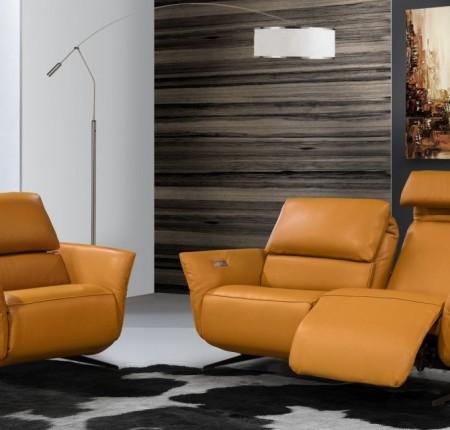 Sofa condo Mozart de Bugatti (088413)