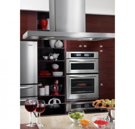 Table de cuisson KitchenAid (KICU509XBL)