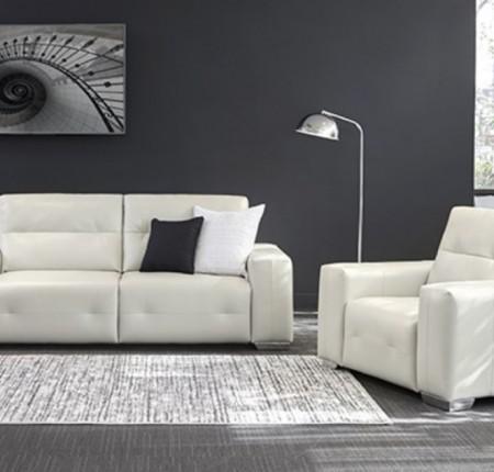 Sofa condo et fauteuil Seth de Elran