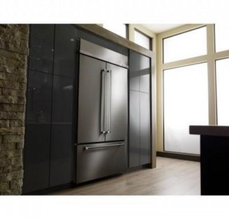 Réfrigérateur encastré à porte française 24.2pi³ de 48po 094380