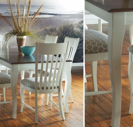Table et chaises Bermex