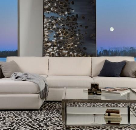 Sectionnel avec sofa-lit Decor-Rest® (093400)